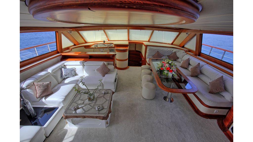 Radical design luxury gulet (2)