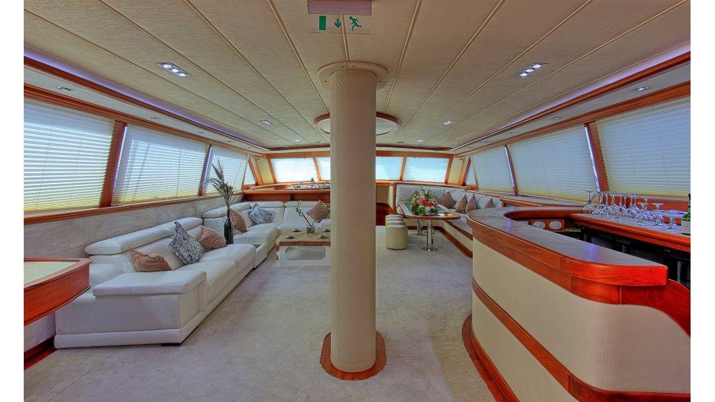 Radical design luxury gulet (22)