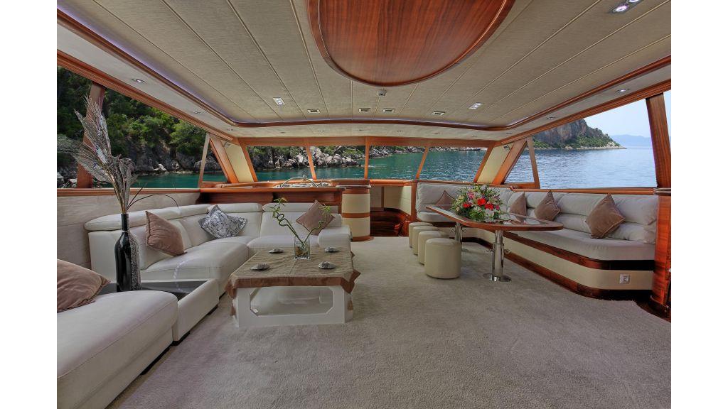 Radical design luxury gulet (23)