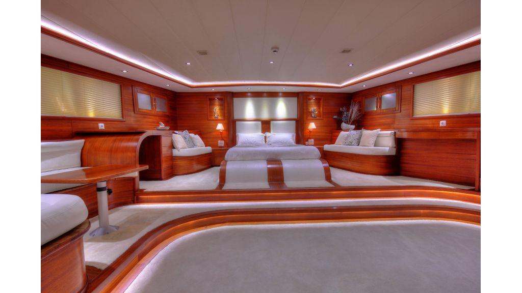 Radical design luxury gulet (24)