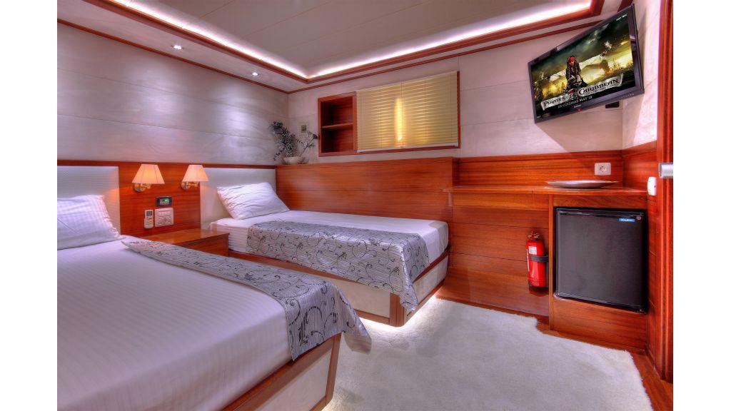 Radical design luxury gulet (26)