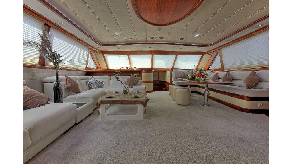 Radical design luxury gulet (28)