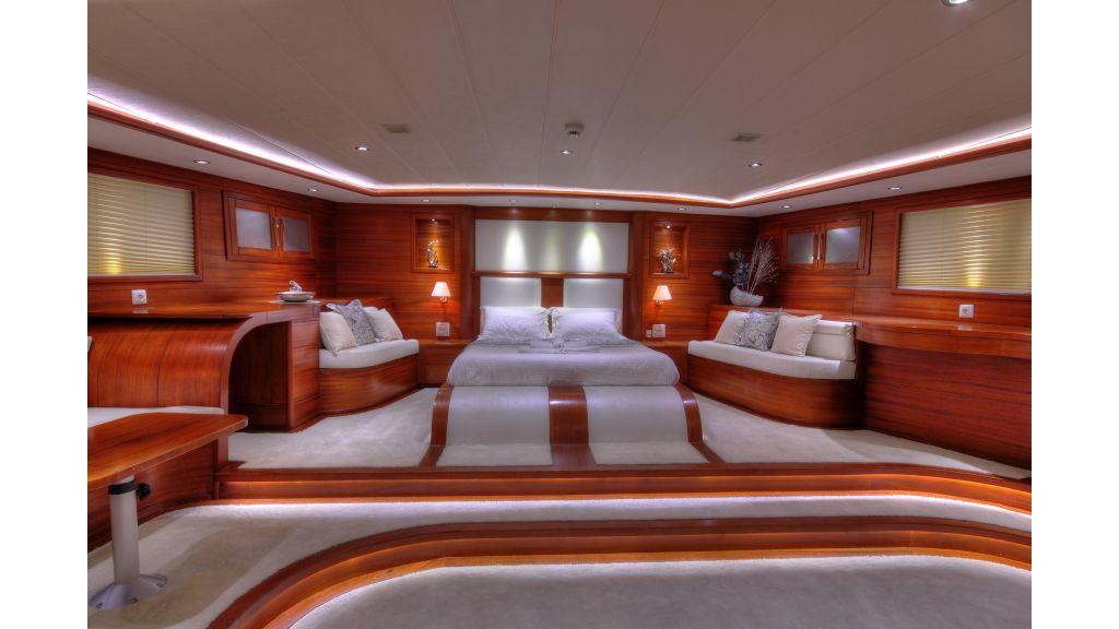 Radical design luxury gulet (31)