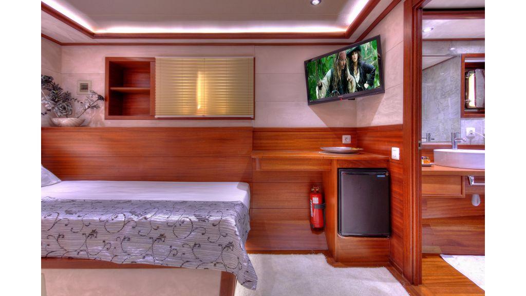 Radical design luxury gulet (33)