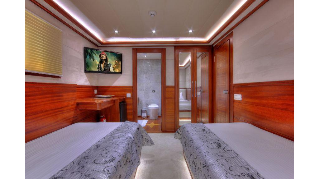 Radical design luxury gulet (37)