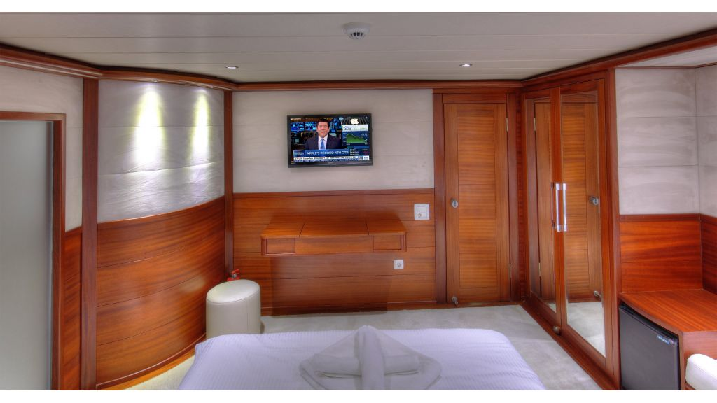 Radical design luxury gulet (41)