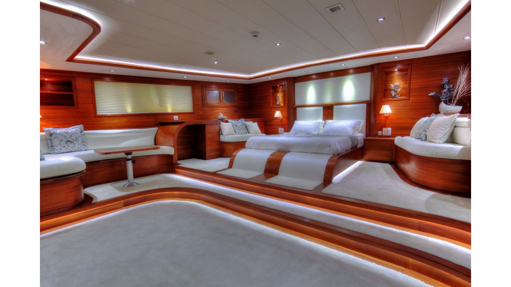 Radical design luxury gulet (44)