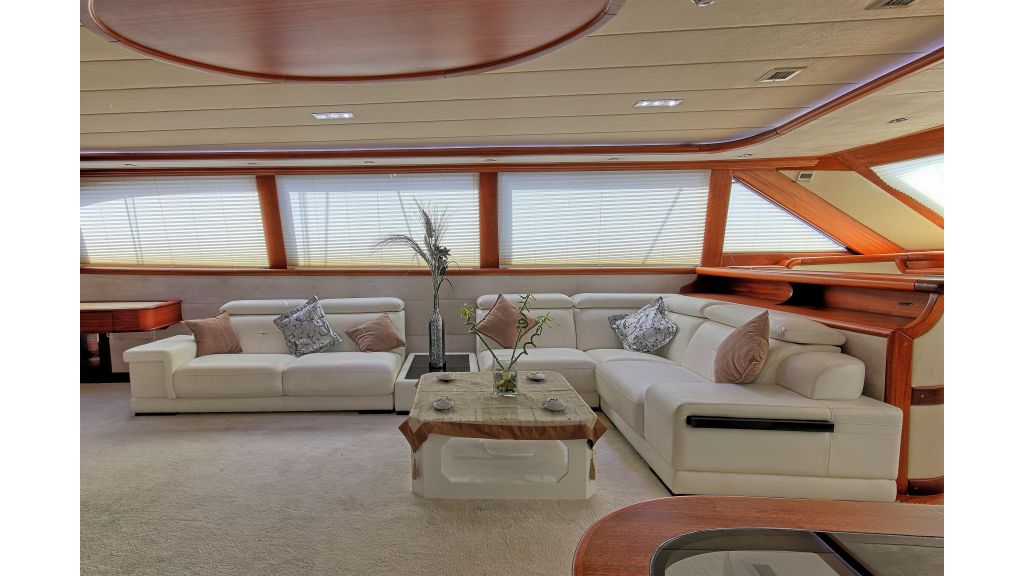 Radical design luxury gulet (46)