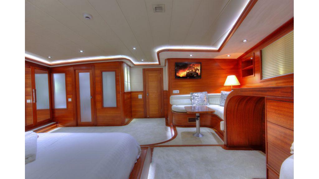 Radical design luxury gulet (47)