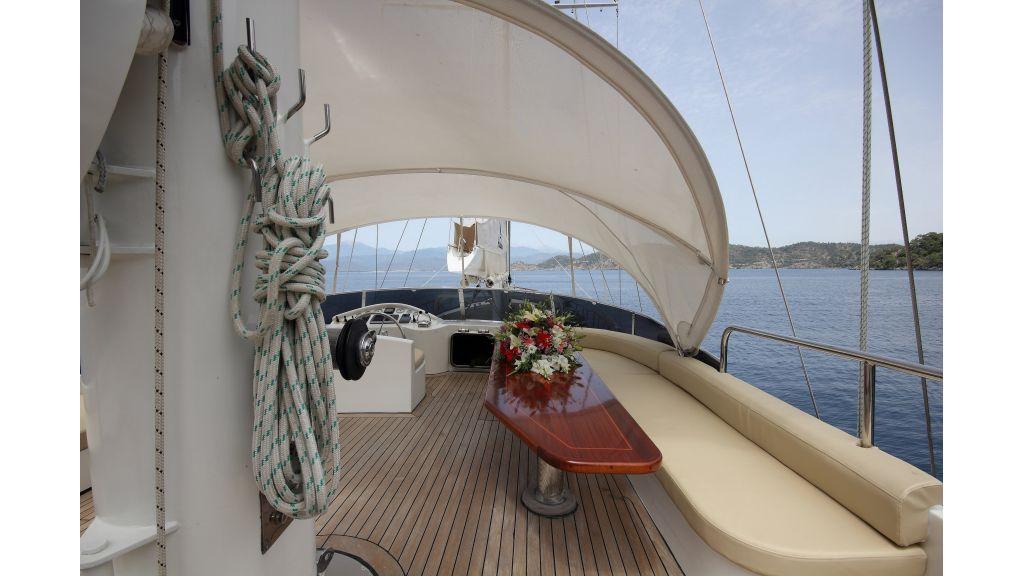 Radical design luxury gulet (55)