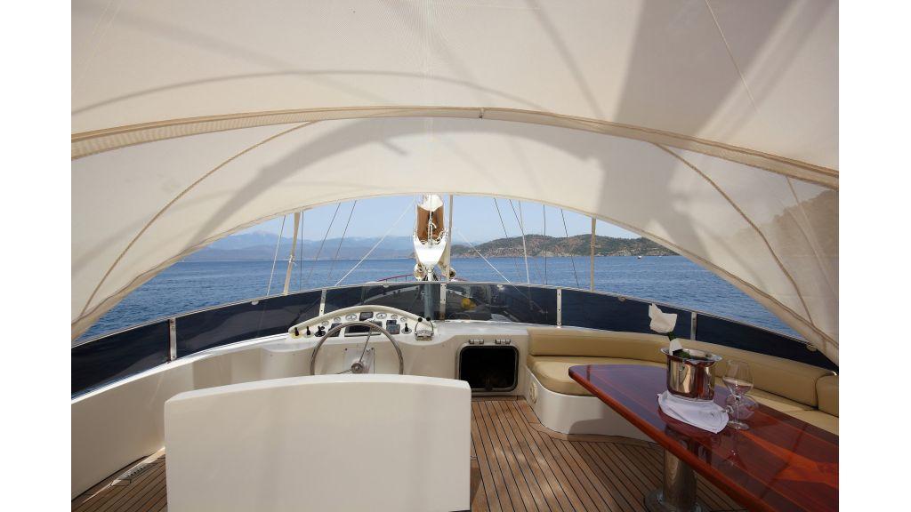 Radical design luxury gulet (65)