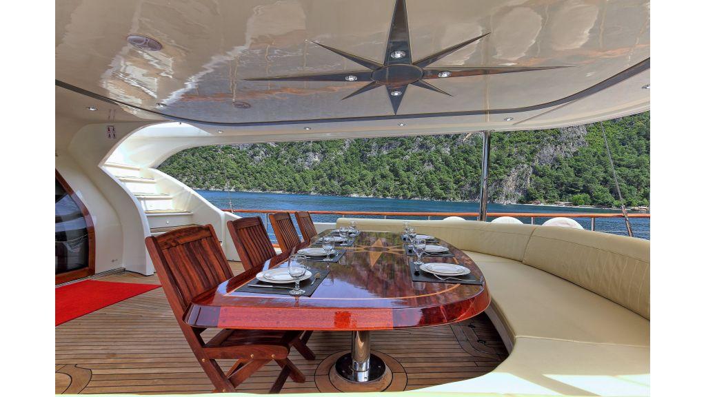 Radical design luxury gulet (8)