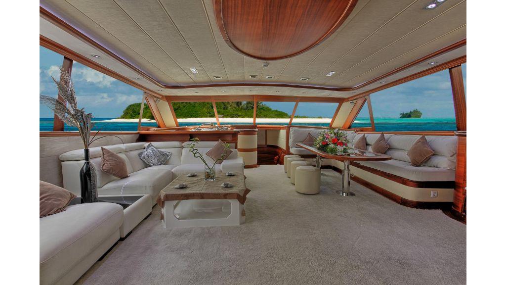 Radical design luxury gulet master