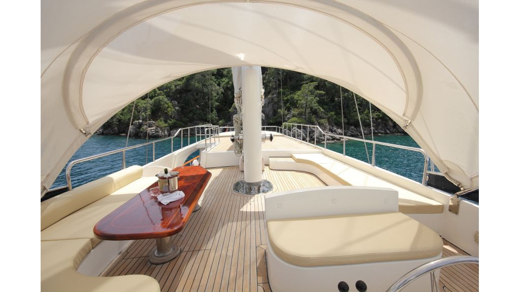 Radical design-luxury gulet master