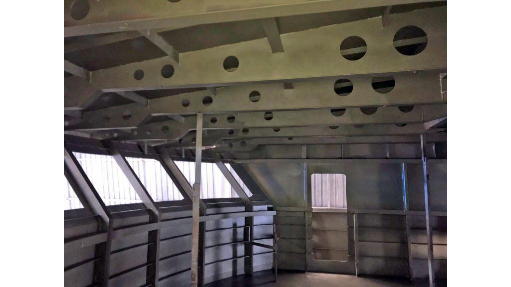 Steel Hull Motoryacht (18)