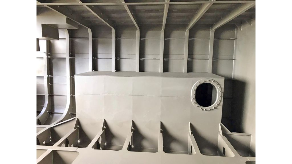 Steel Hull Motoryacht (3)