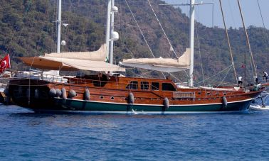 Bodrum built awesome gulet