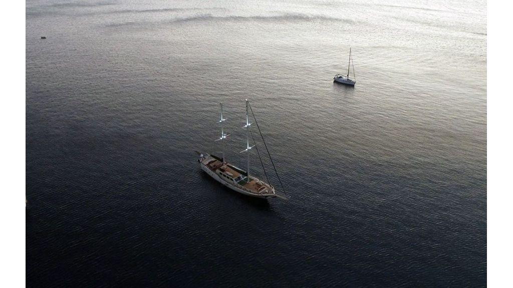 Steel hull charter gulet (17)