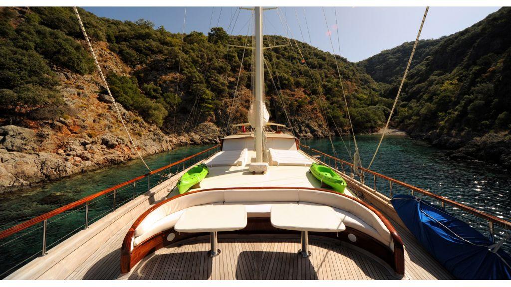 Dear Lila-Luxury 6 cabins Gulet master