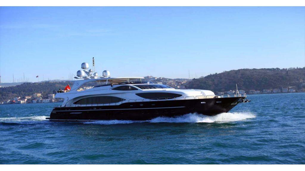 Den Den motor yacht master