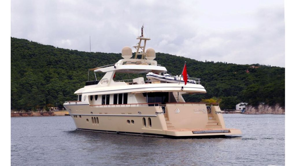 Sea Angel motoryacht master
