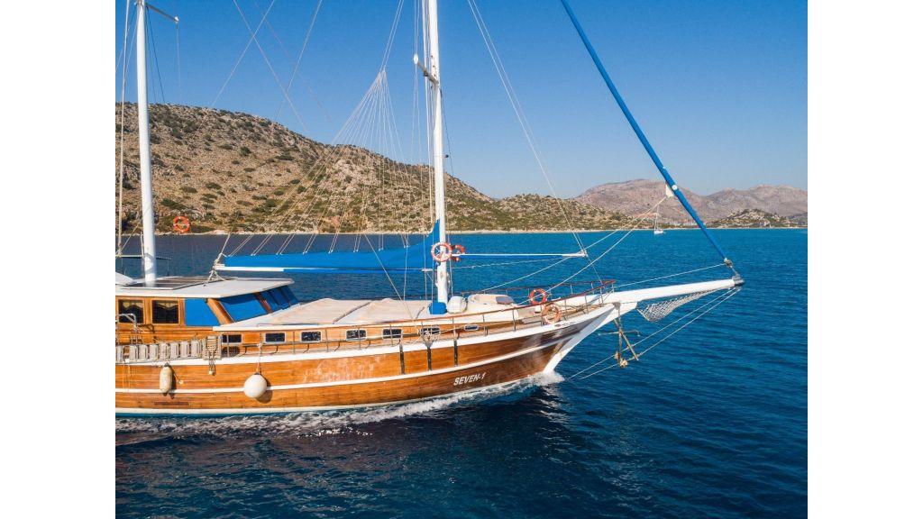 Seven1 Gulet for charter (14)