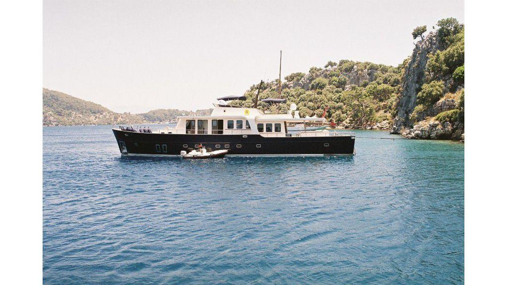 Dali-motoryacht-master