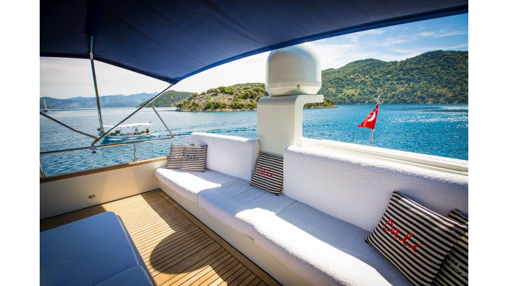 Dali TrawlerMotor Yacht (10)