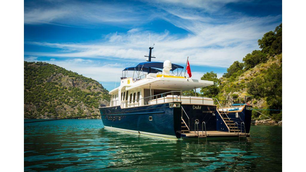 Dali TrawlerMotor Yacht (22)