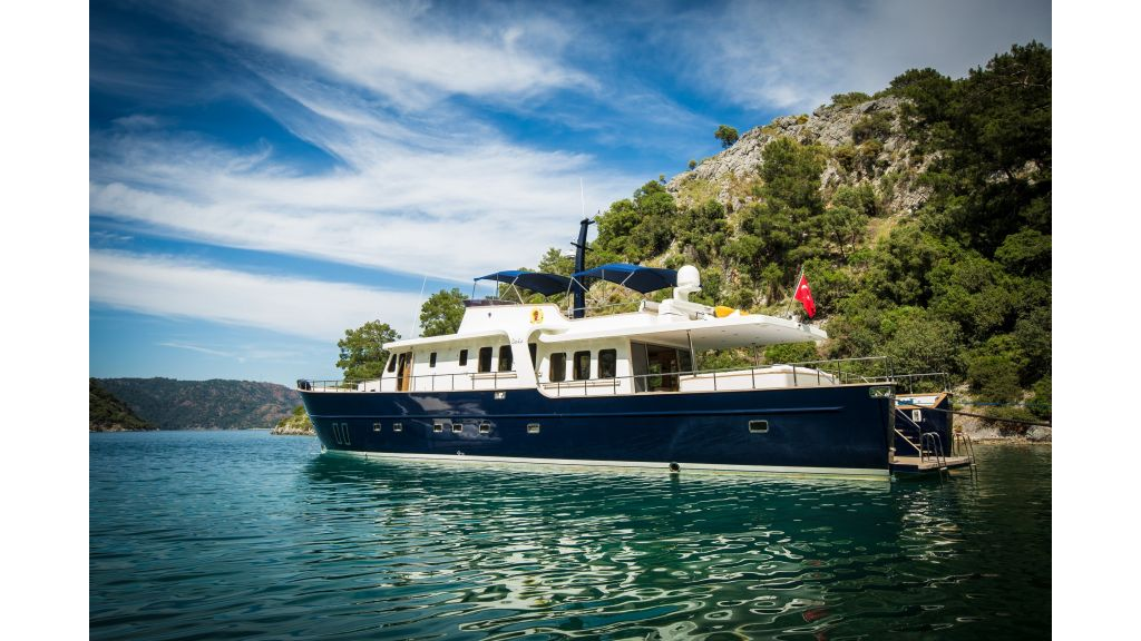 Dali TrawlerMotor Yacht (23)