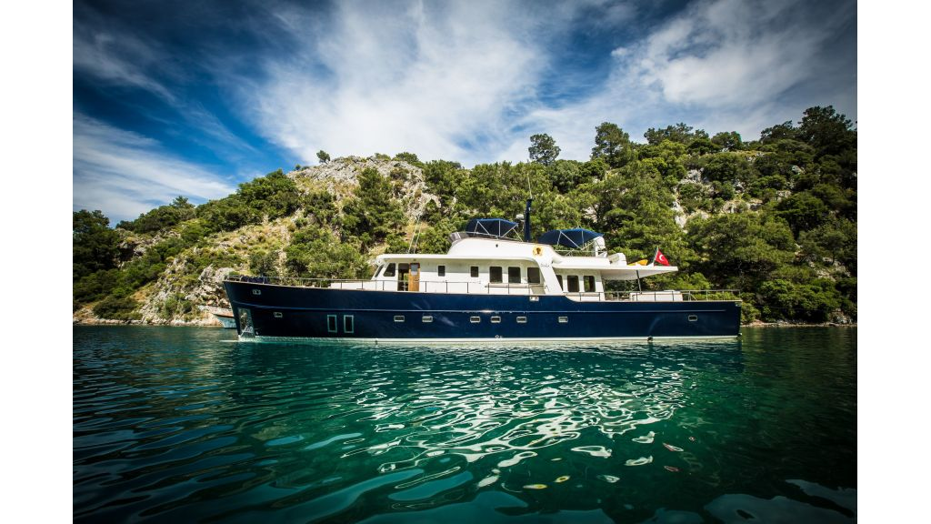 Dali TrawlerMotor Yacht (24)