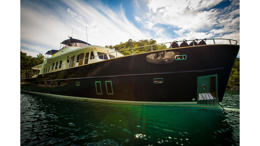 Dali TrawlerMotor Yacht (25)