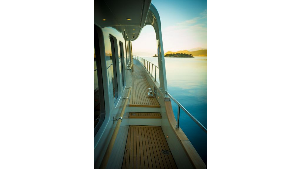 Dali TrawlerMotor Yacht (34)