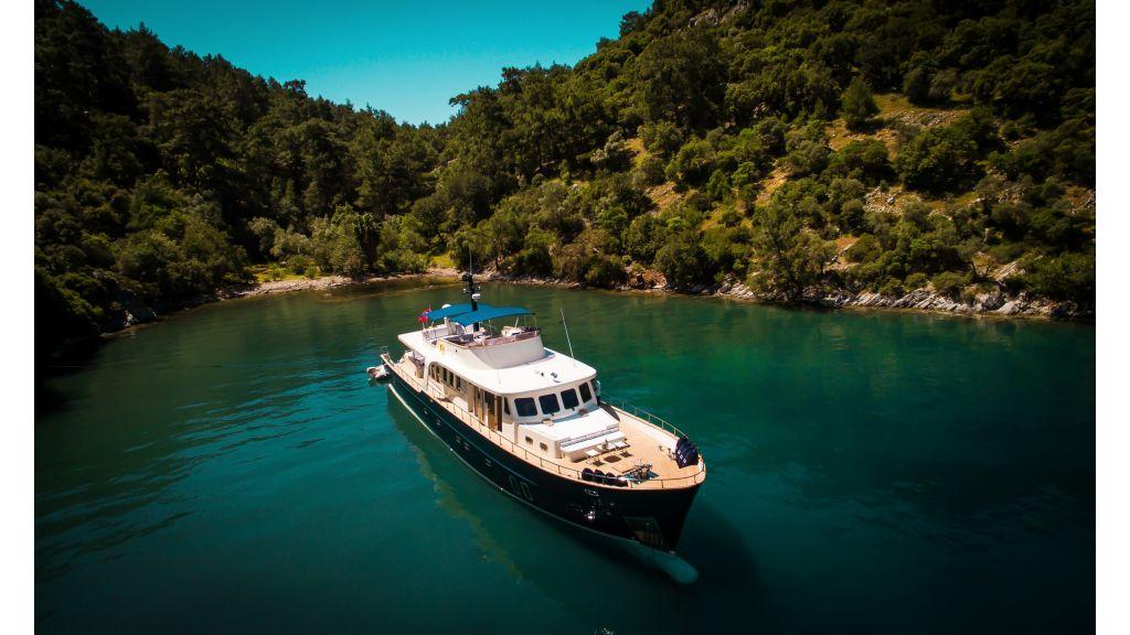 Dali TrawlerMotor Yacht (35)