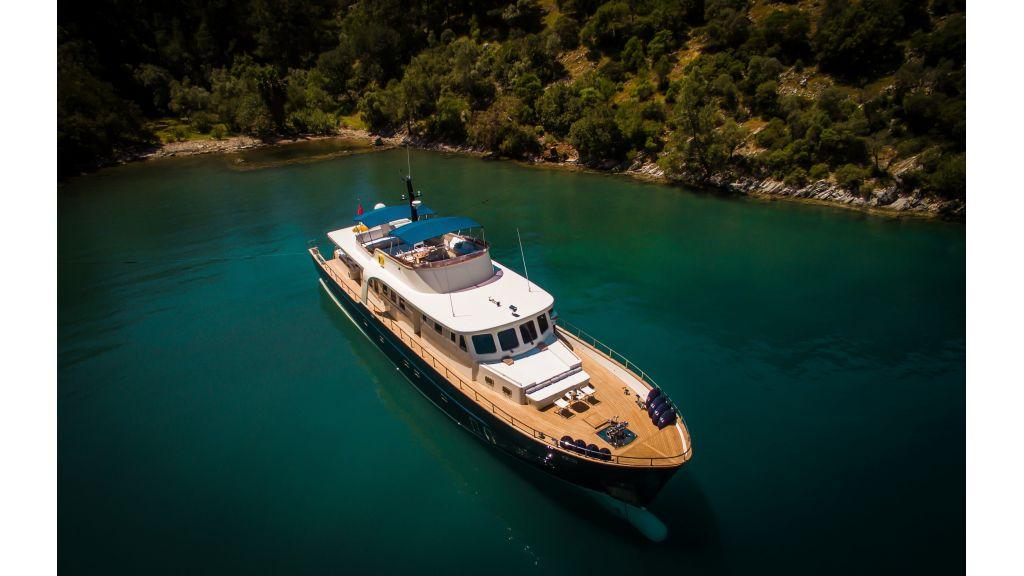 Dali TrawlerMotor Yacht (36)