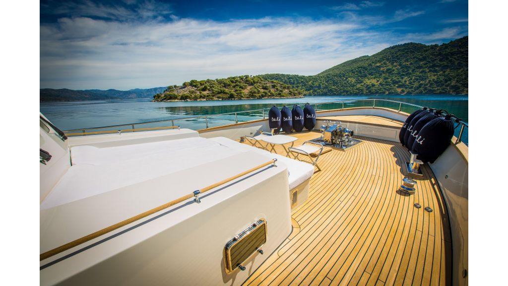 Dali TrawlerMotor Yacht (4)