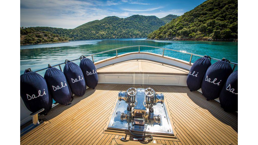 Dali TrawlerMotor Yacht (5)