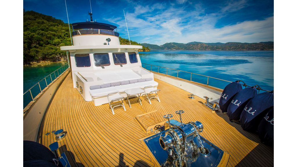 Dali TrawlerMotor Yacht (6)