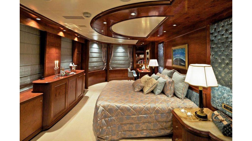 Super yacht Omega-master