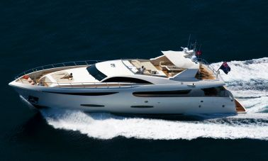 Turkuaz motor yacht