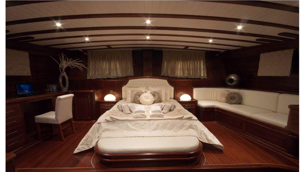 Arif Kaptan Luxury Gulet master