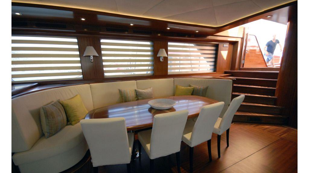 Carpe Diem 5 Luxury Bodrum built Gulet master