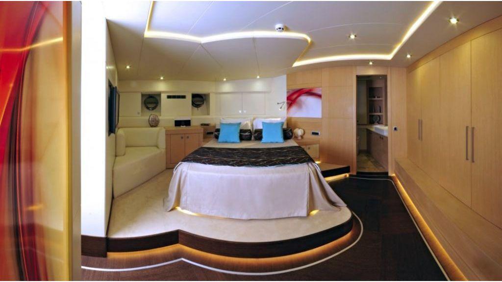 Jasmine Forever Luxury Yacht master