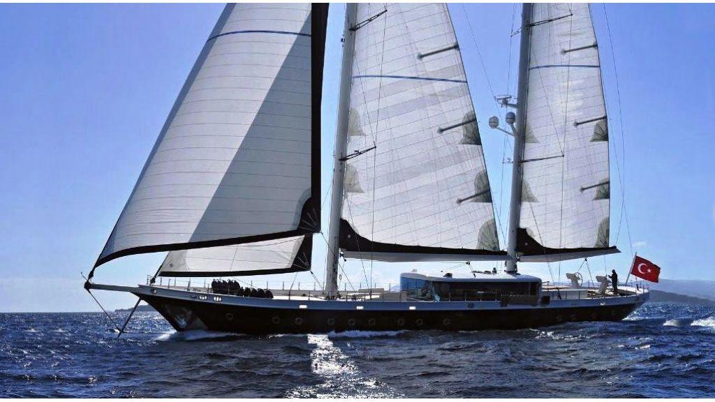 Jasmine Forever Sailing Yacht master