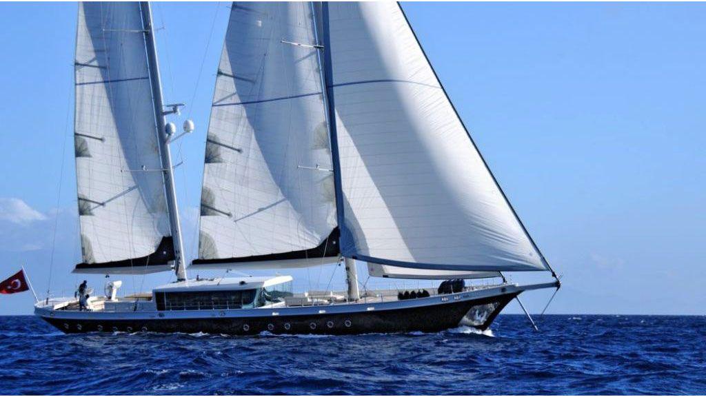 Jasmine Forever yacht