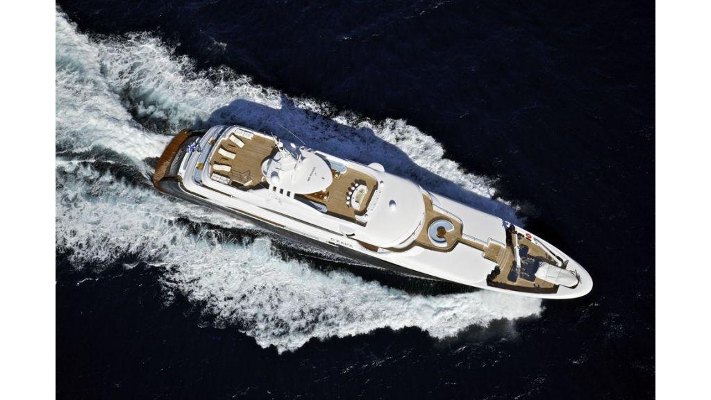 Mia Rama-Mega Yacht