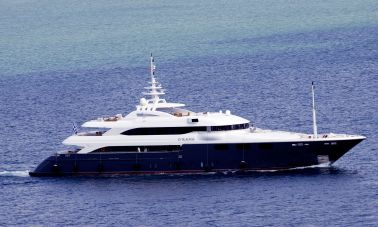 Mia Rama Mega Yacht