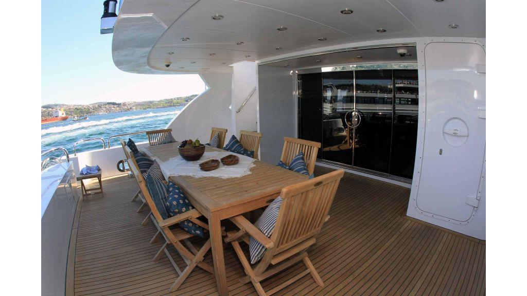 Smyrna Motor-yacht master