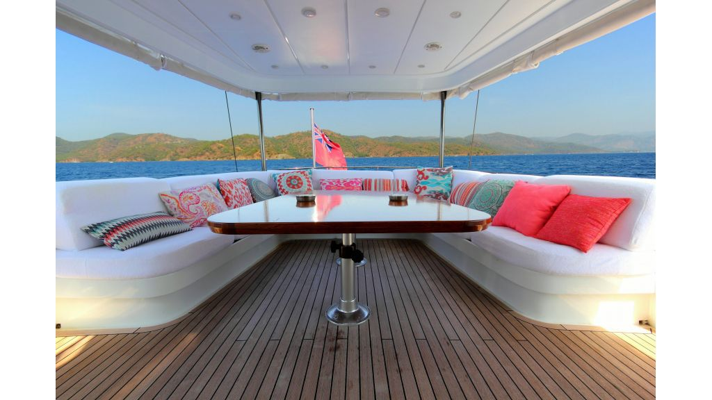 Custom Design Motor Sailer (19)