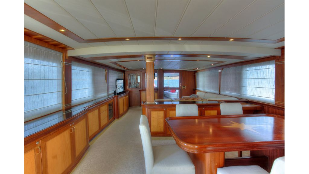 Custom Design Motor Sailer (24)
